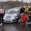 Porsche Carrera Cup Test