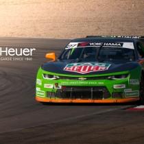 Nova Racing välkomnar TAG Heuer som huvudpartner 2018