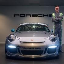 Edvin Hellsten och Nova Racing växlar upp till Porsche Carrera Cup Scandinavia