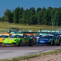 Andra halvan av säsongen 2020 börjar i helgen på Scandinavian Raceway!