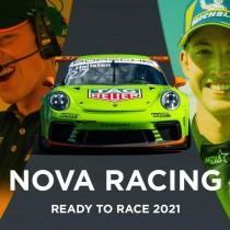 Guld i sikte för Edvin Hellsten & Nova Racing 2021