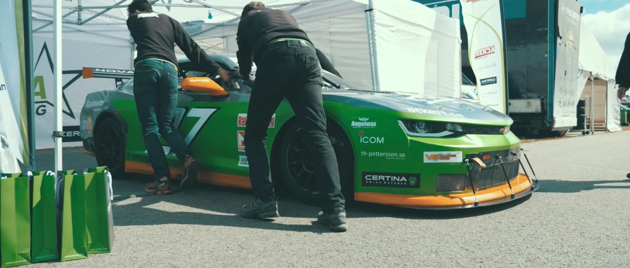 Nova Racing_Falkenberg_pit