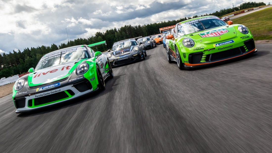 Porsche Carrera Cup Scandinavia 2020